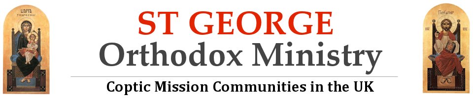 St George Orthodox Ministry